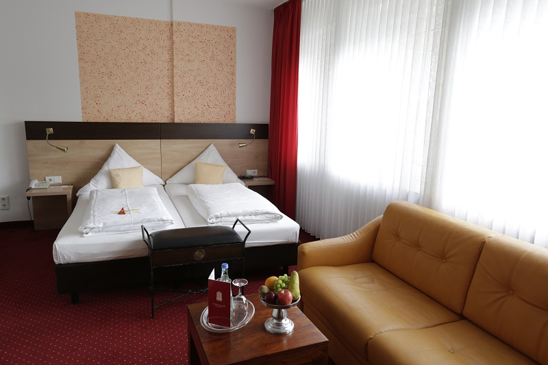 Hotel Cascade Düsseldorf